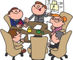 事業所合同事例検討会:4つの居宅介護支援事業所で実施しました