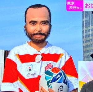 今日はハロウィン!NHKの山神さんがすごい!